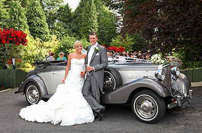 5. Silver and Pewter Royale Convertible
